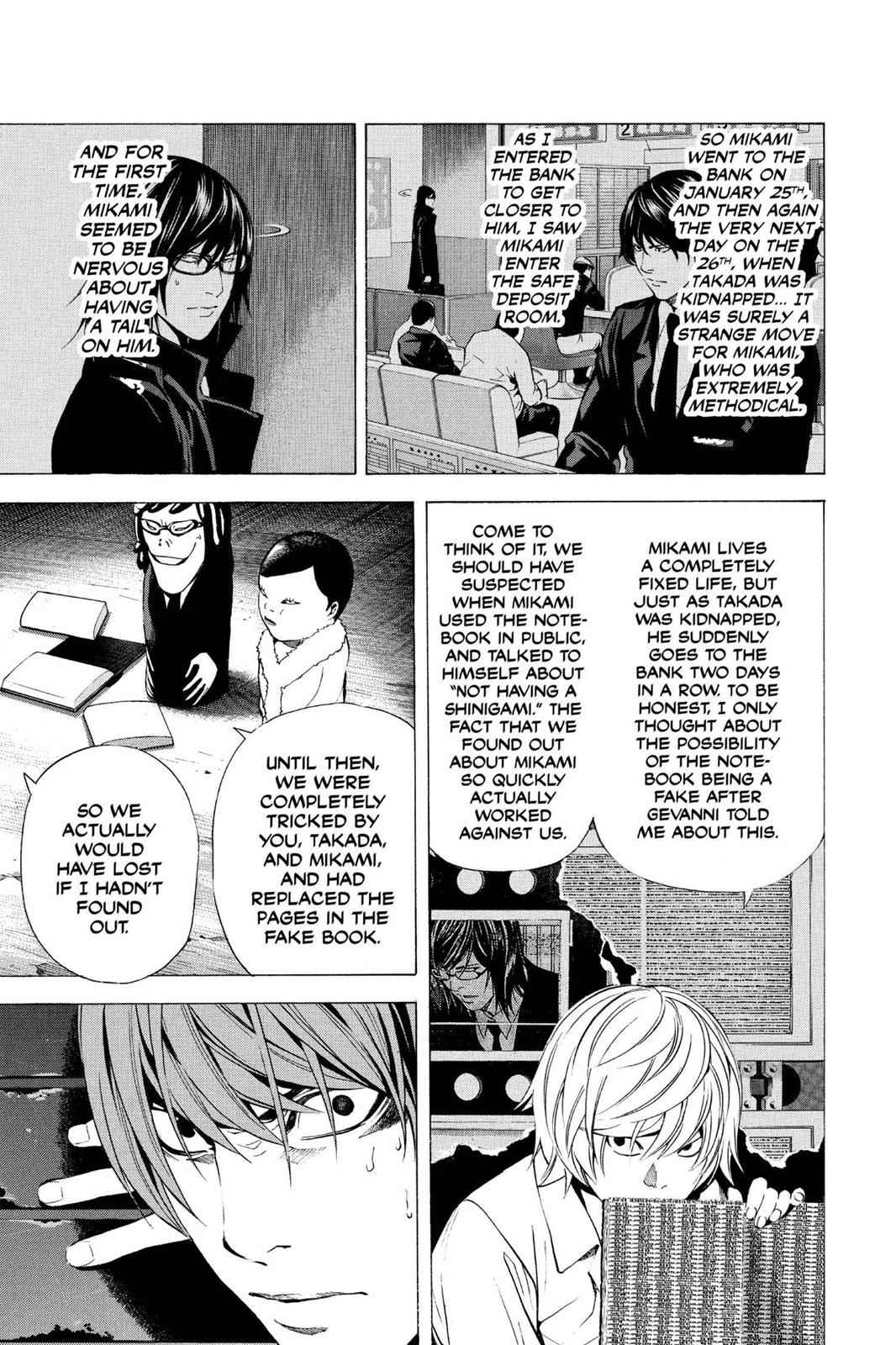 Death Note Chapter 104 Page 5