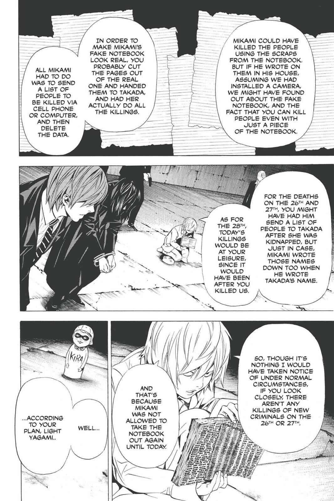 Death Note Chapter 104 Page 8