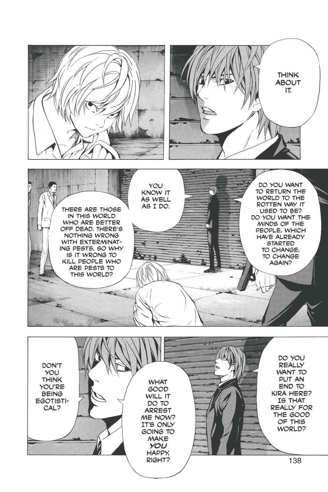 Death Note Chapter 105 Page 12