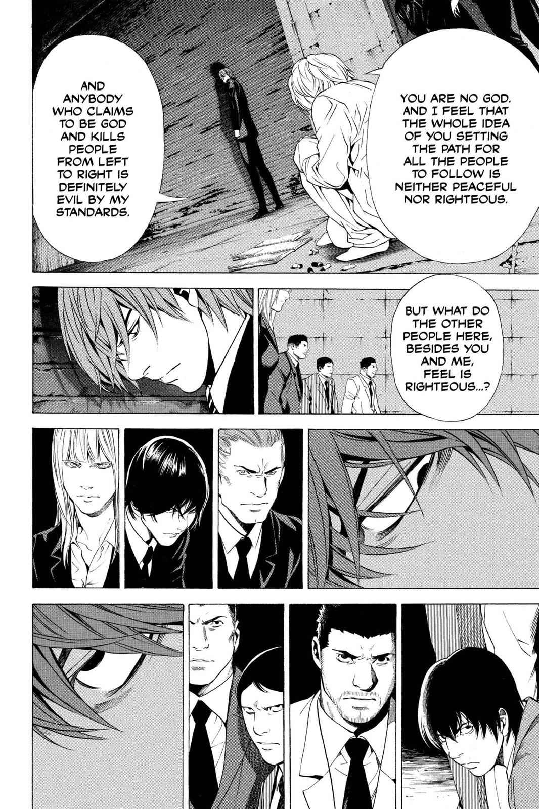 Death Note Chapter 105 Page 18