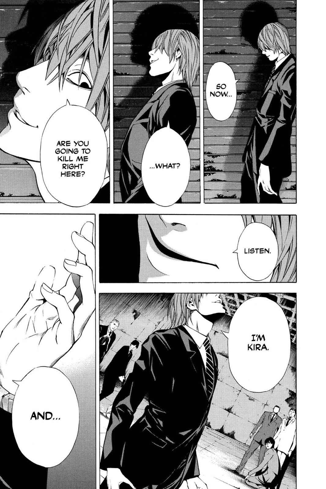 Death Note Chapter 105 Page 3