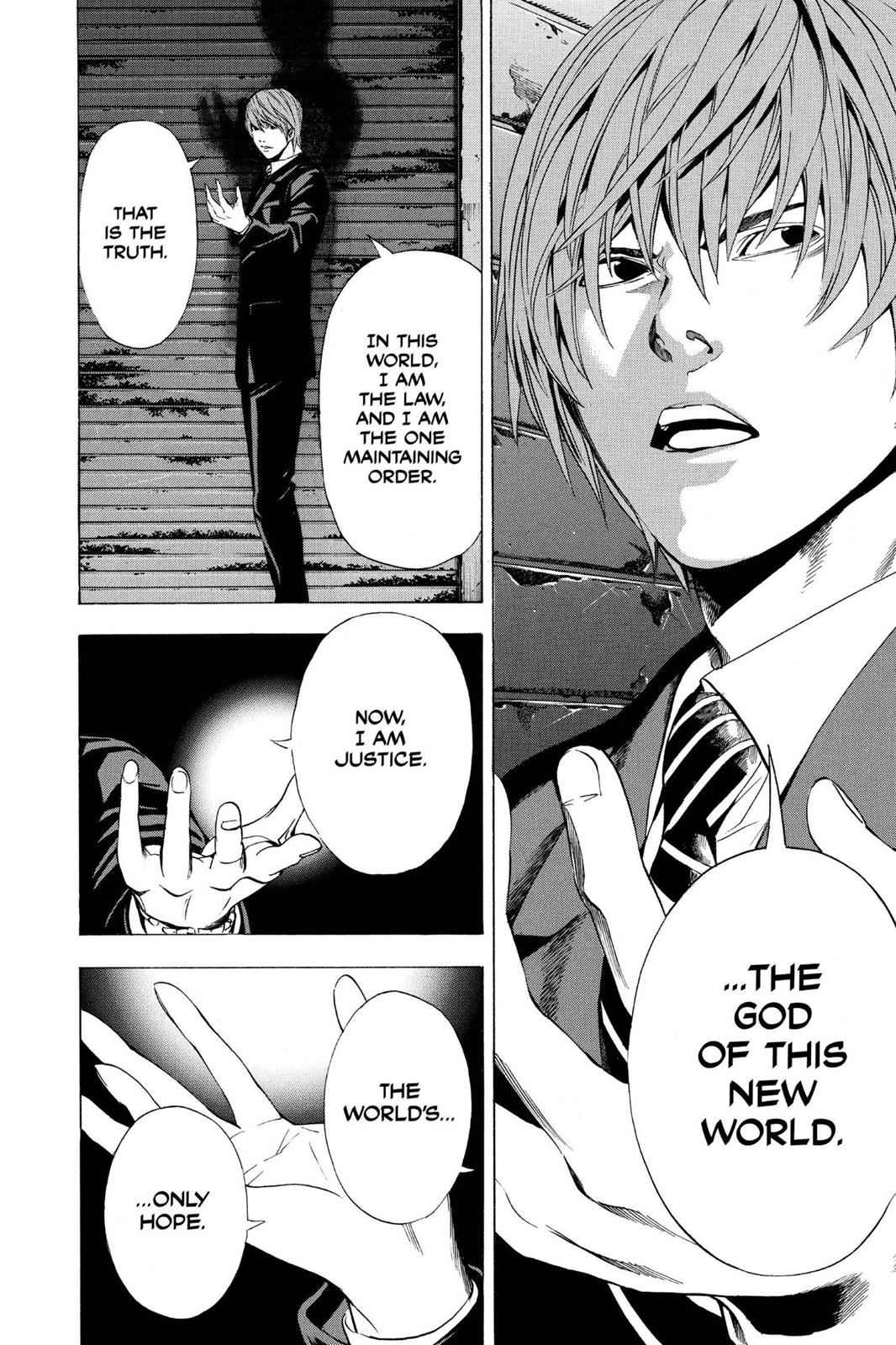 Death Note Chapter 105 Page 4