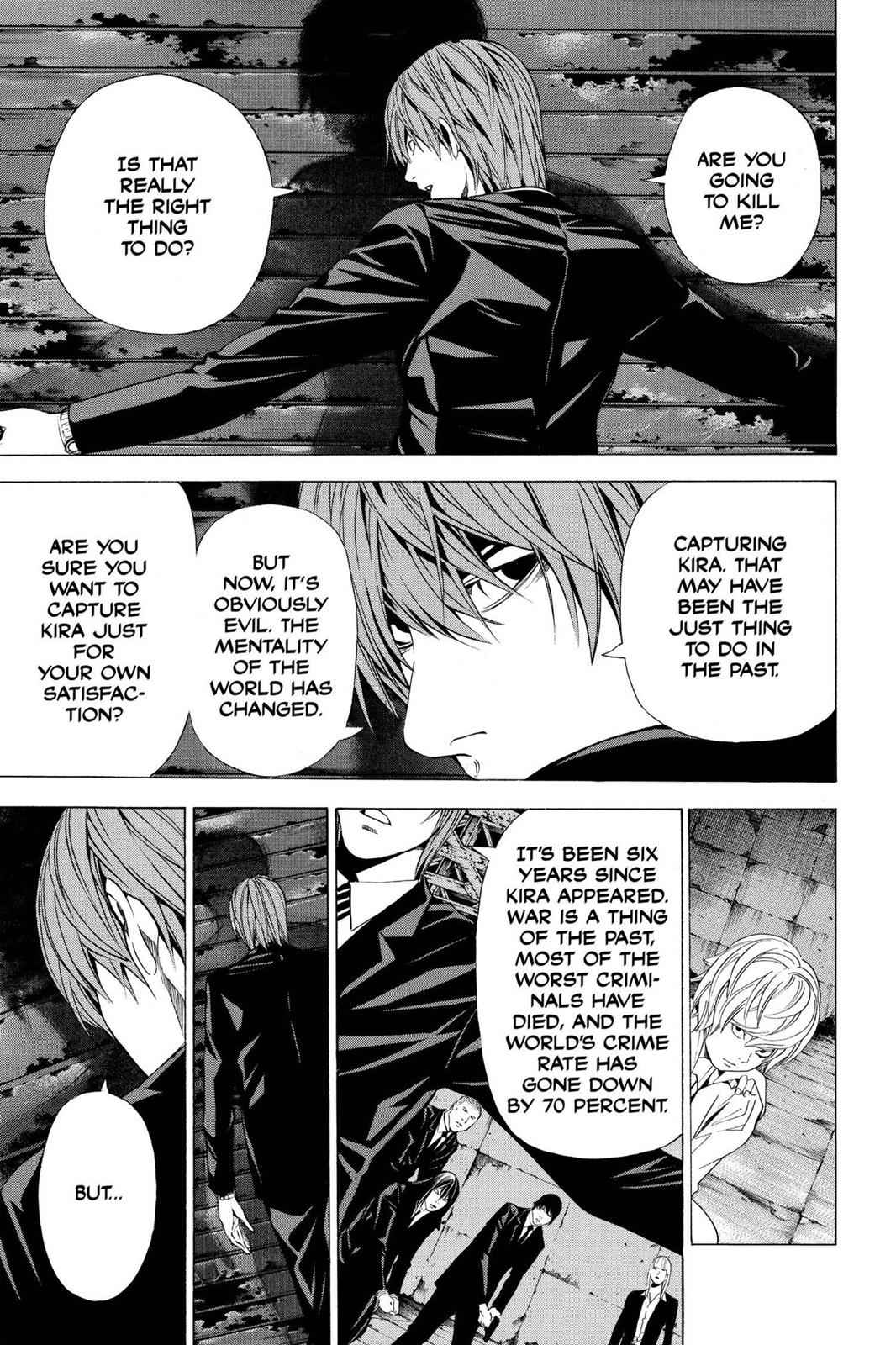 Death Note Chapter 105 Page 5