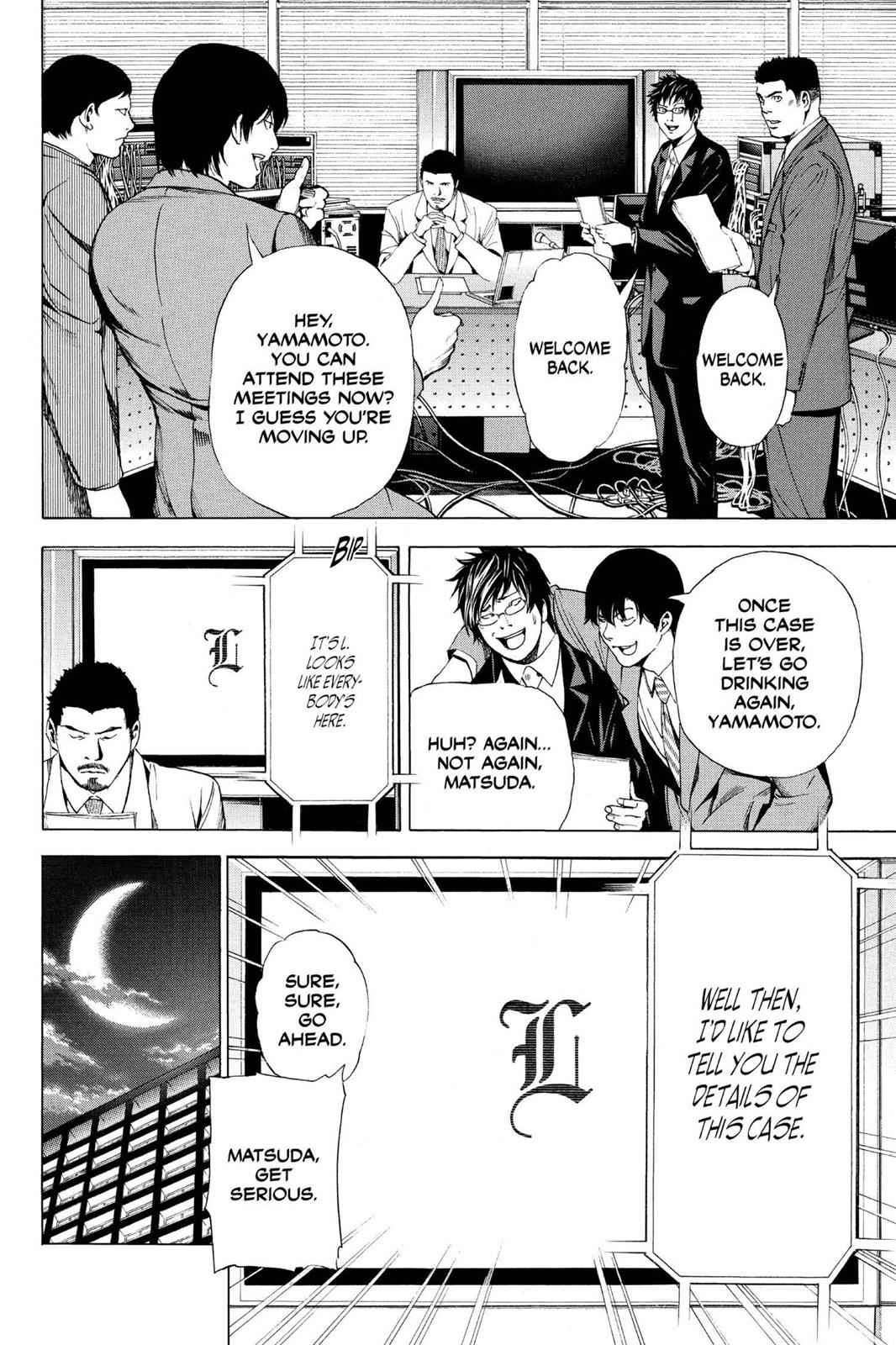 Death Note Chapter 108 Page 14