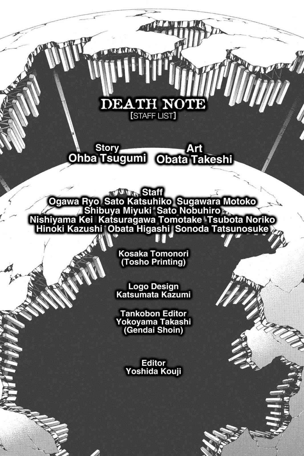 Death Note Chapter 108 Page 22