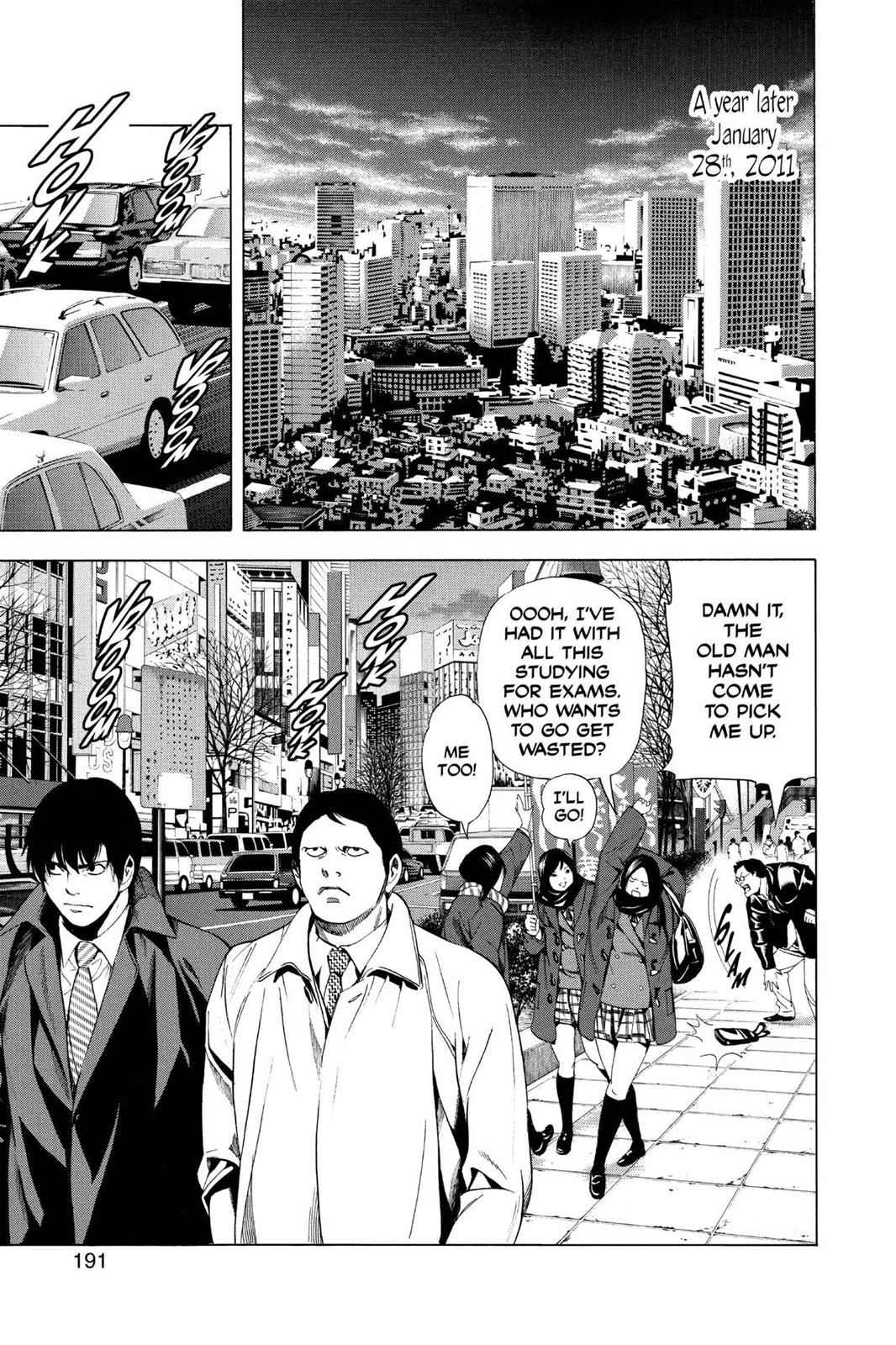 Death Note Chapter 108 Page 3