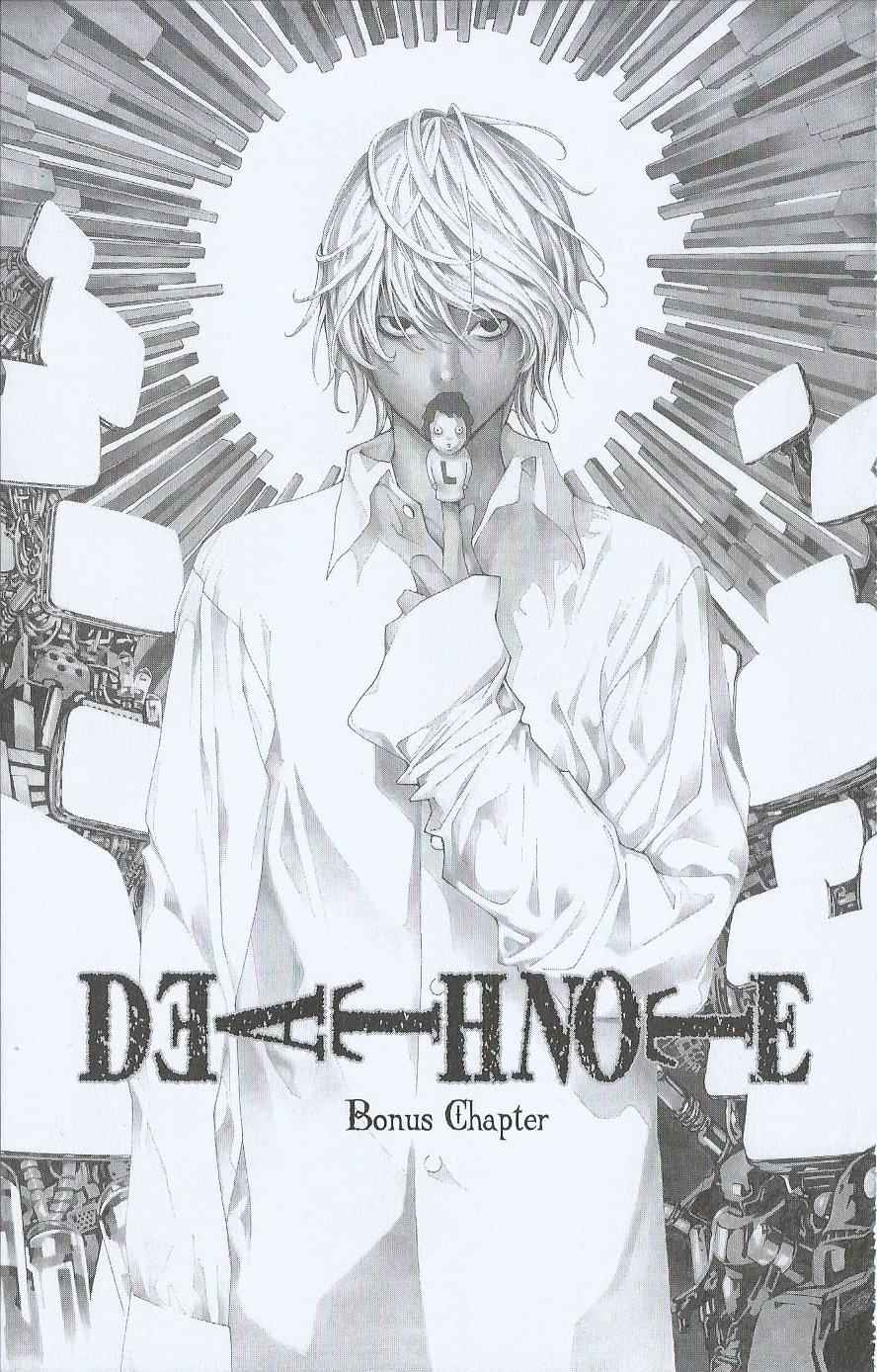 Death Note Chapter 109 Page 1