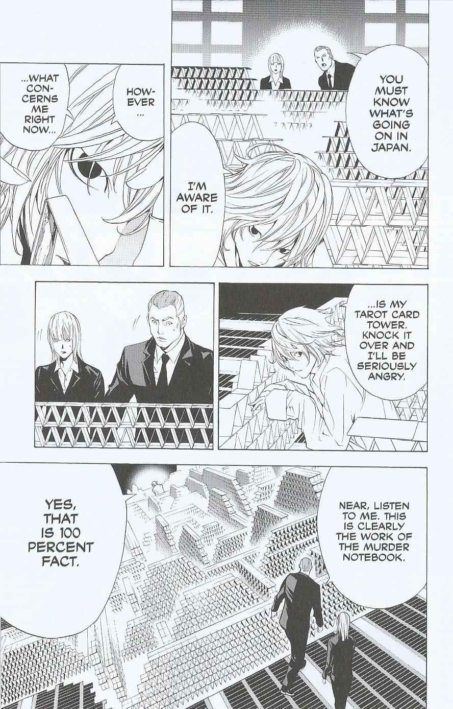 Death Note Chapter 109 Page 13