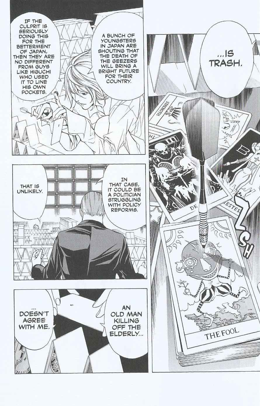 Death Note Chapter 109 Page 16