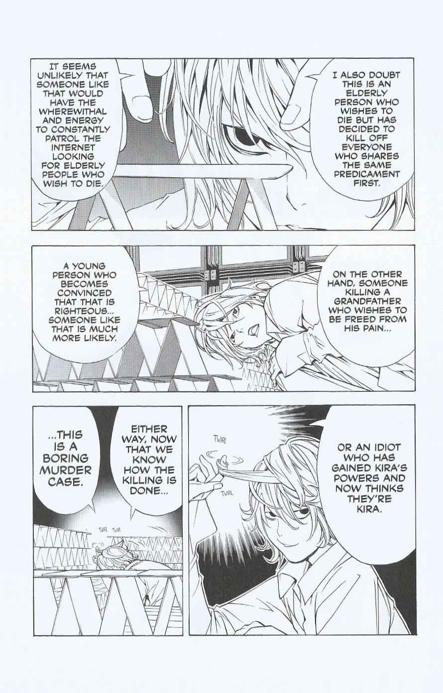 Death Note Chapter 109 Page 17