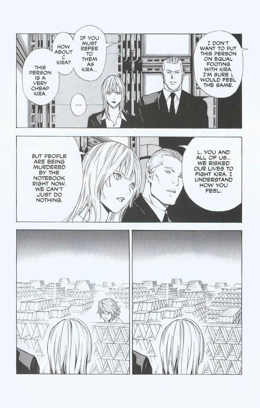 Death Note Chapter 109 Page 18