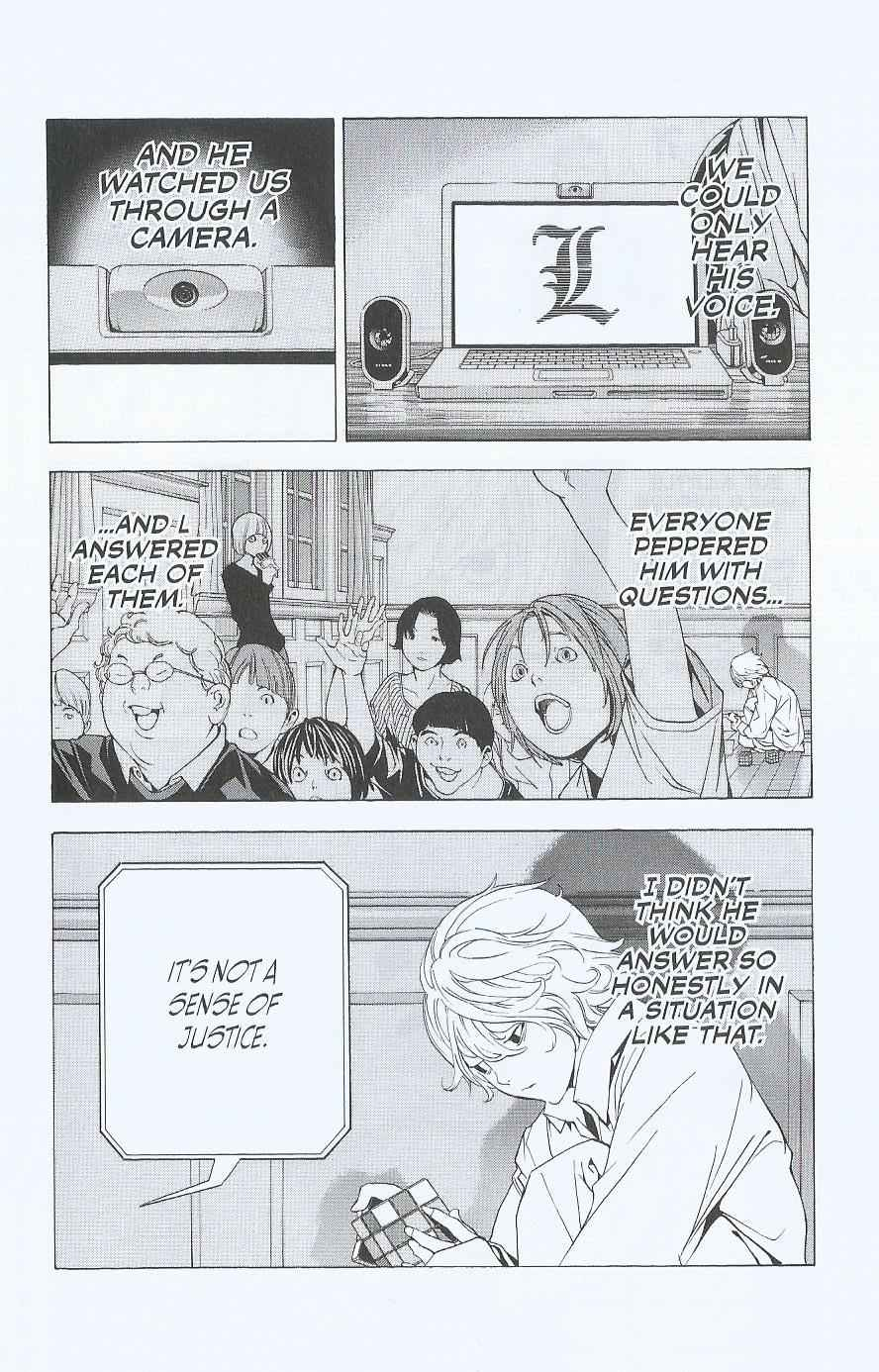 Death Note Chapter 109 Page 20