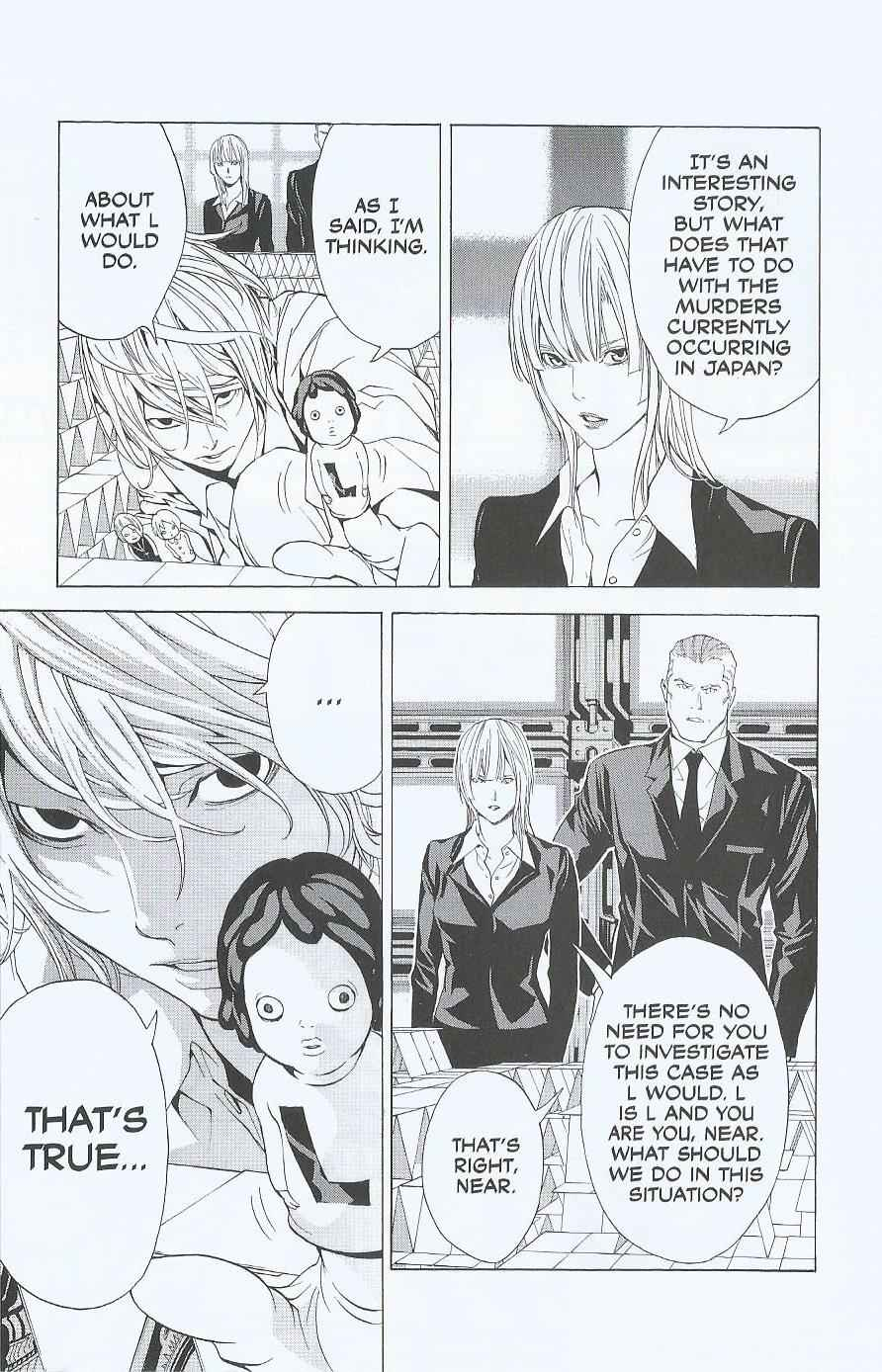Death Note Chapter 109 Page 23