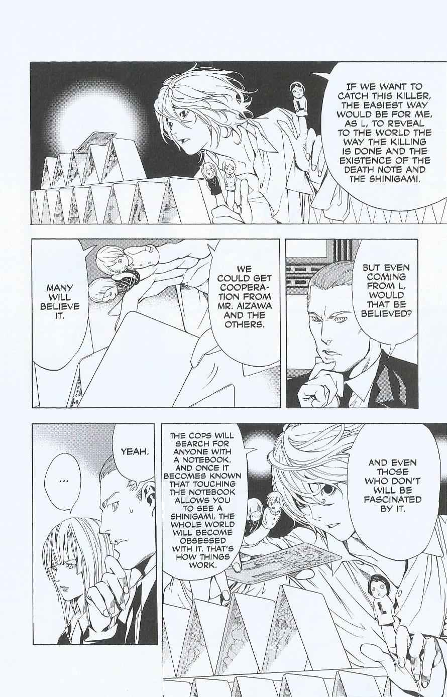 Death Note Chapter 109 Page 24