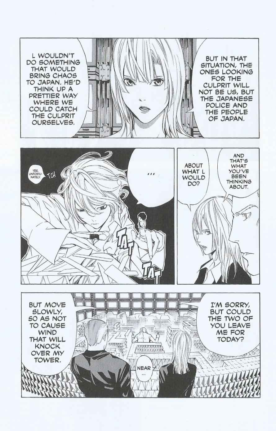 Death Note Chapter 109 Page 25