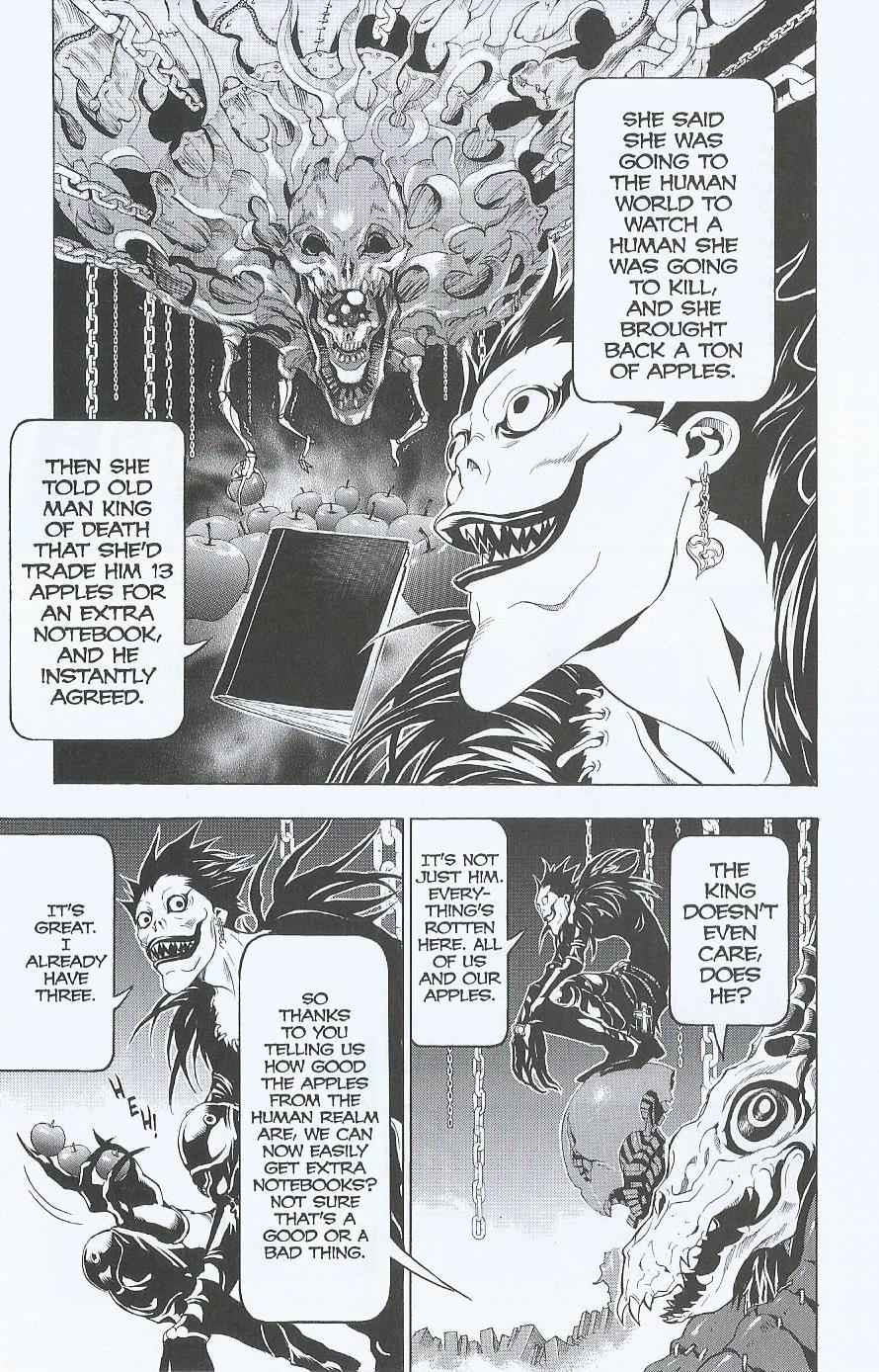 Death Note Chapter 109 Page 27