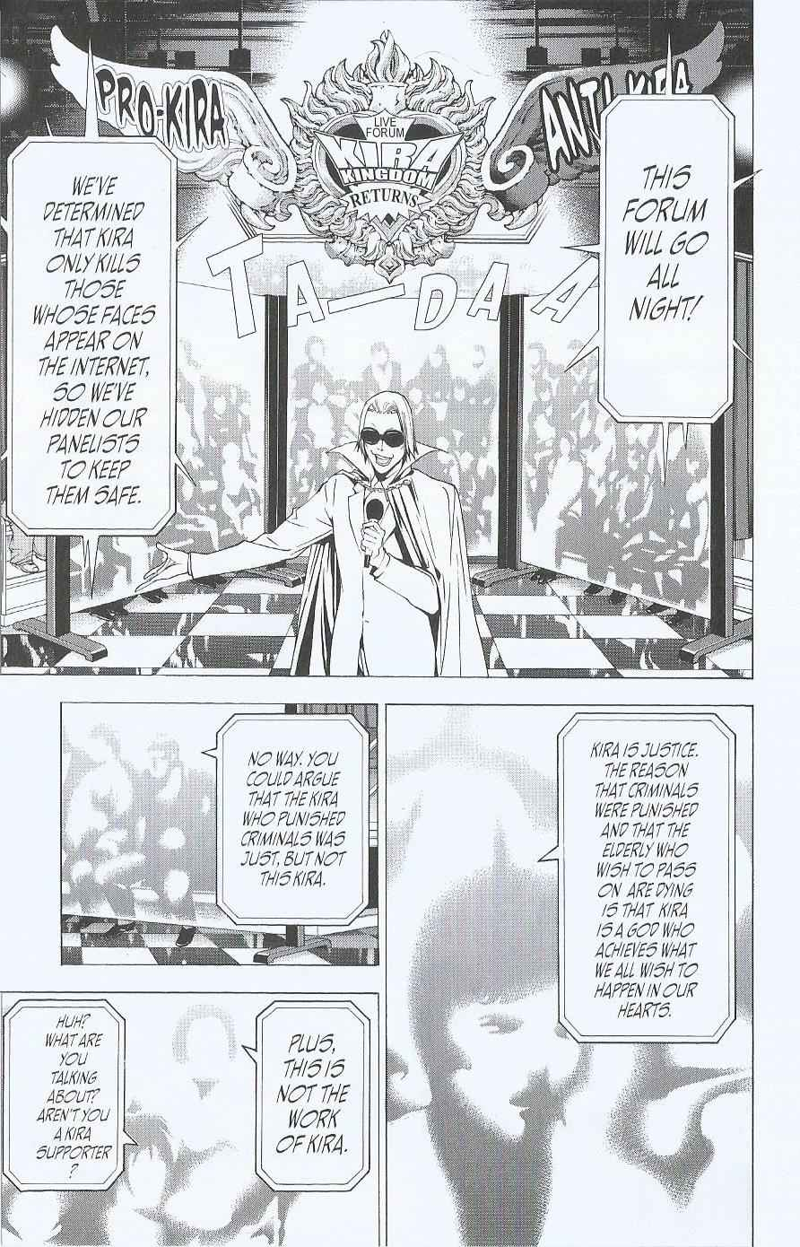 Death Note Chapter 109 Page 29