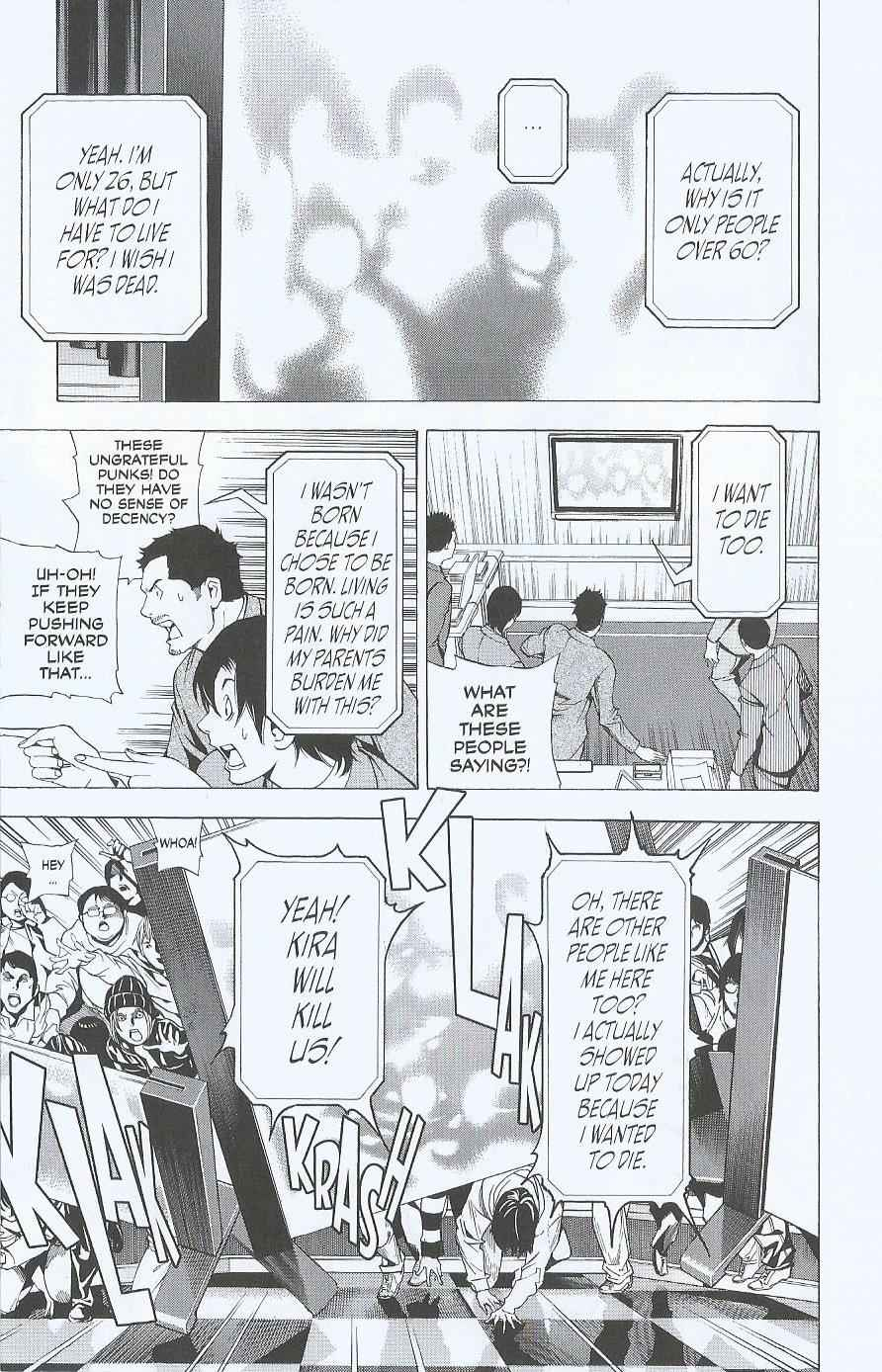Death Note Chapter 109 Page 31