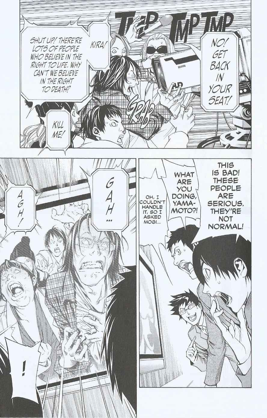 Death Note Chapter 109 Page 33