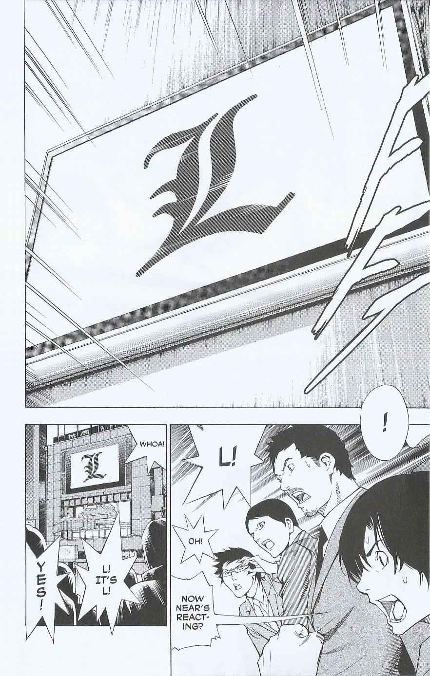 Death Note Chapter 109 Page 36
