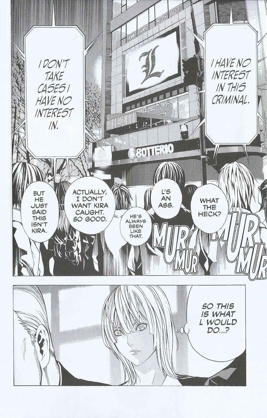 Death Note Chapter 109 Page 38