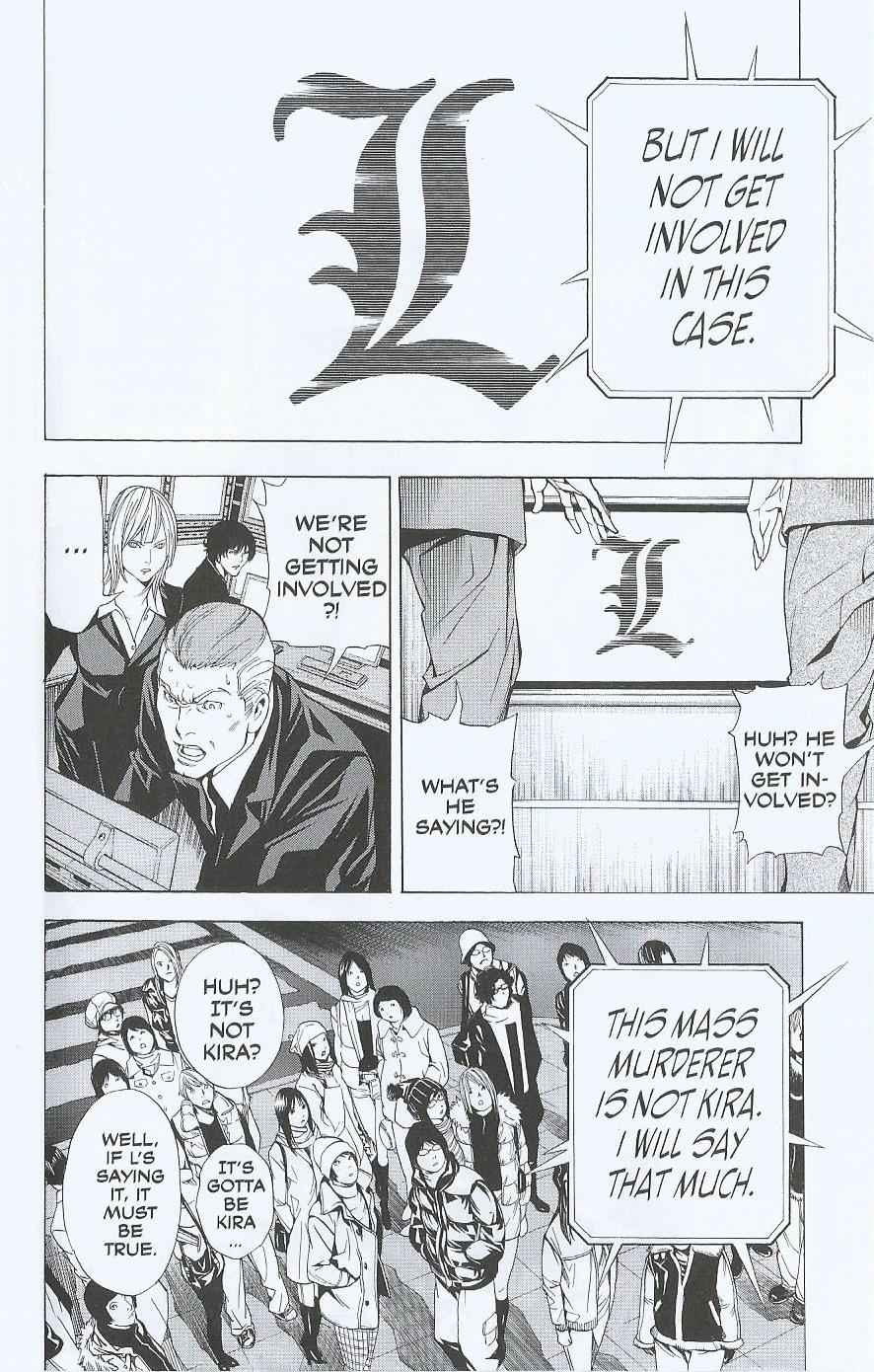 Death Note Chapter 109 Page 40