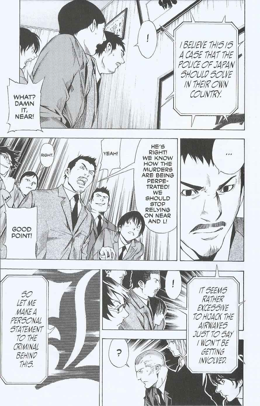 Death Note Chapter 109 Page 41