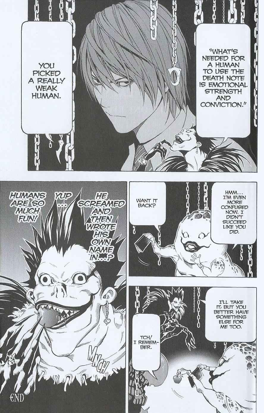 Death Note Chapter 109 Page 45