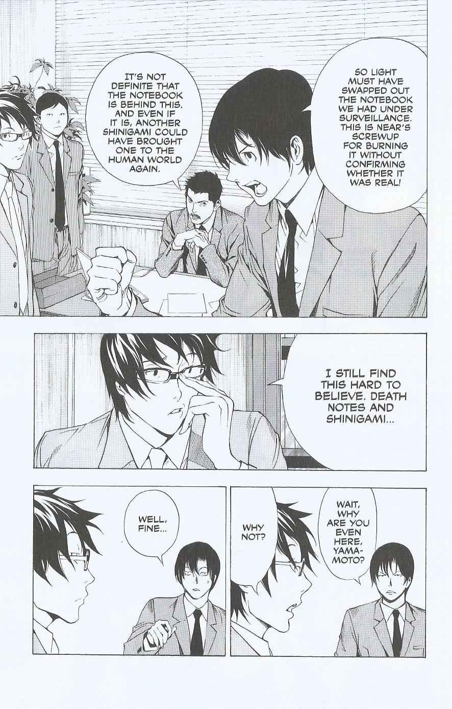 Death Note Chapter 109 Page 9