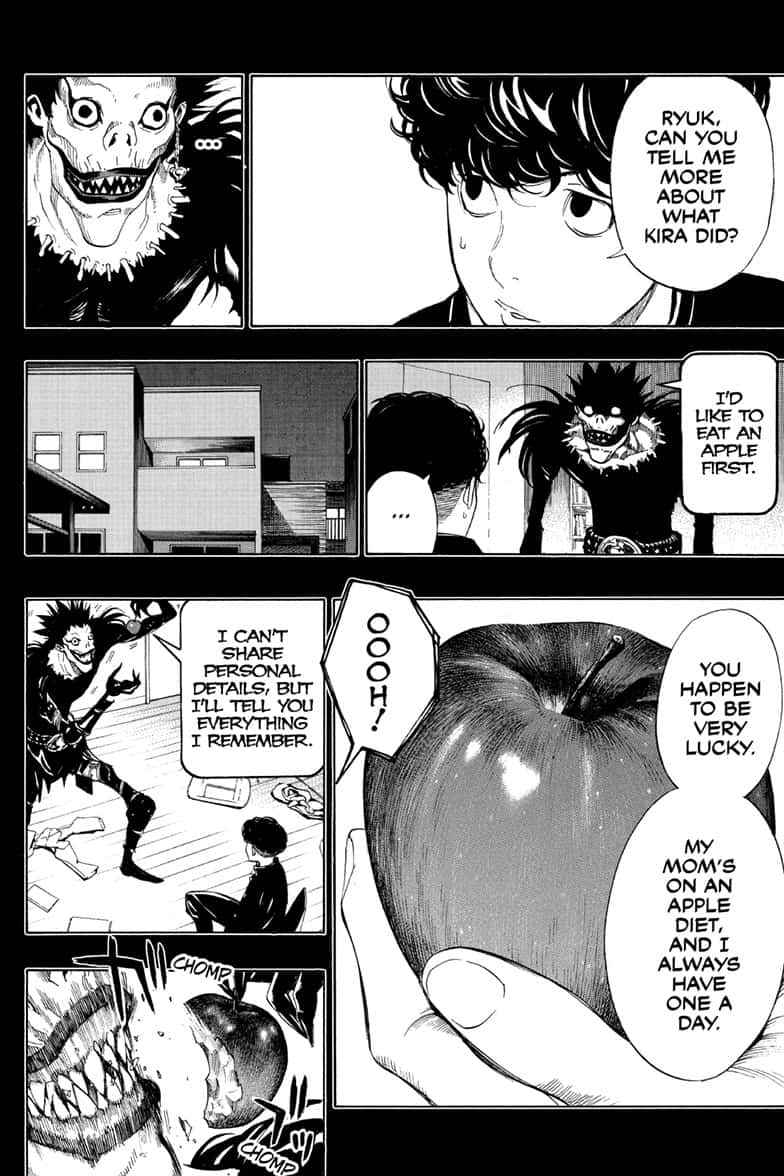 Death Note Chapter 110 Page 20