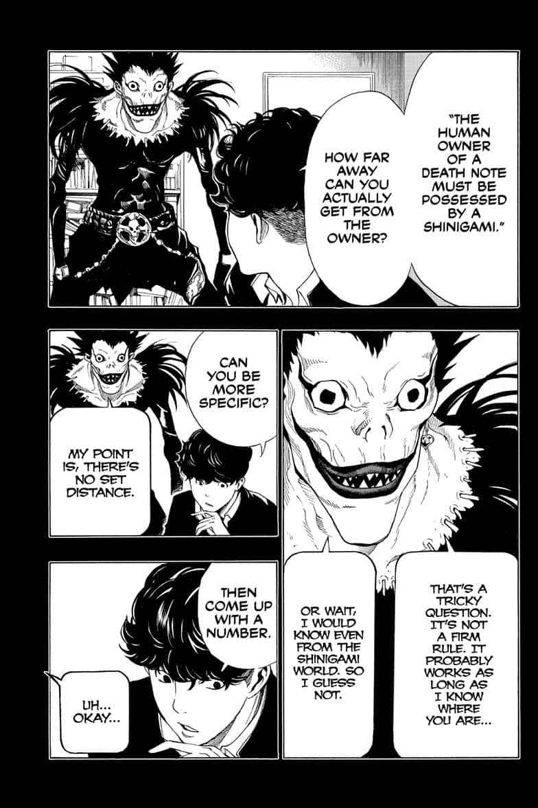 Death Note Chapter 110 Page 27