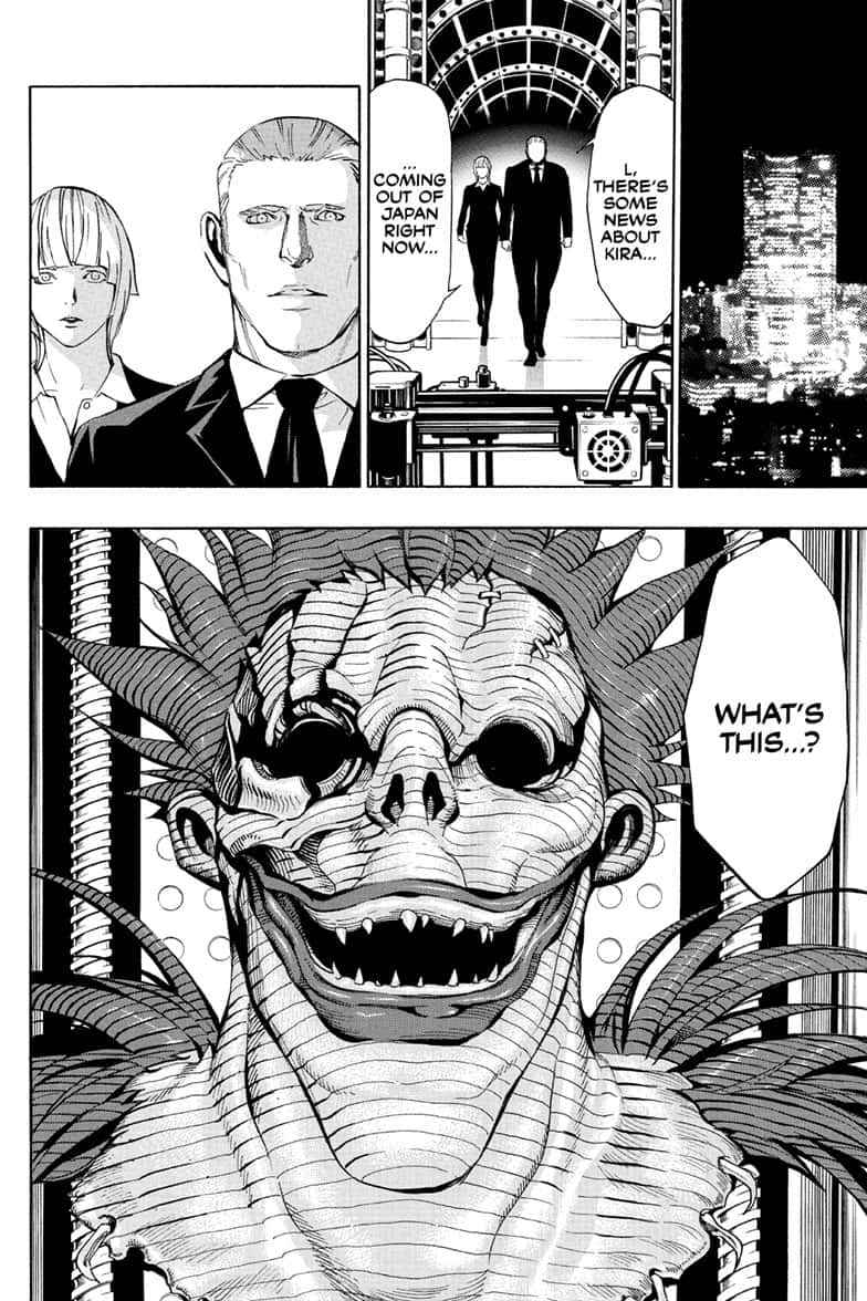 Death Note Chapter 110 Page 42
