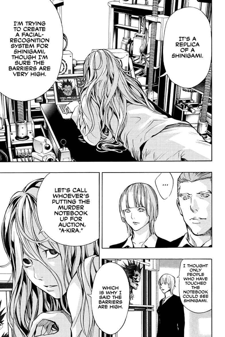 Death Note Chapter 110 Page 43