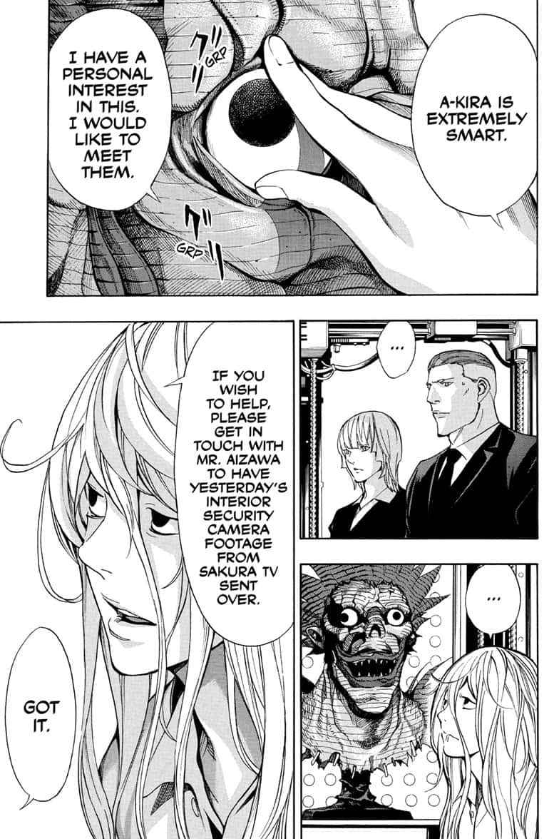 Death Note Chapter 110 Page 47