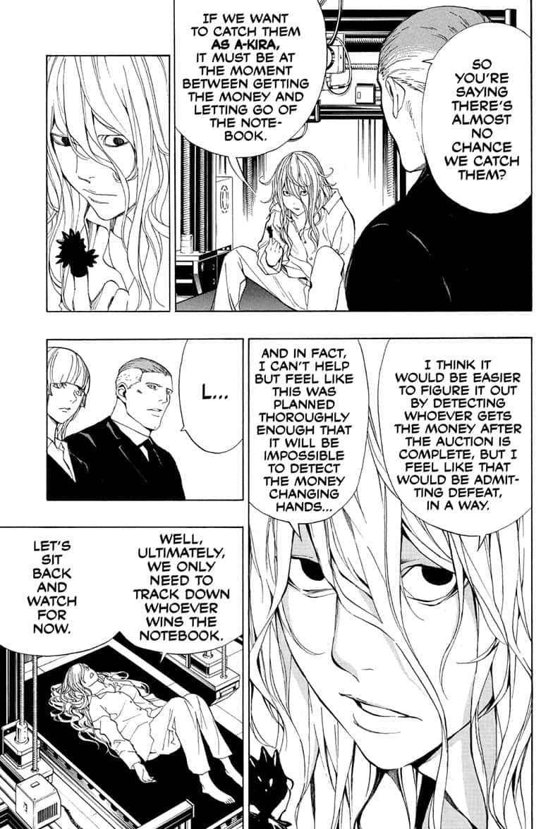 Death Note Chapter 110 Page 51
