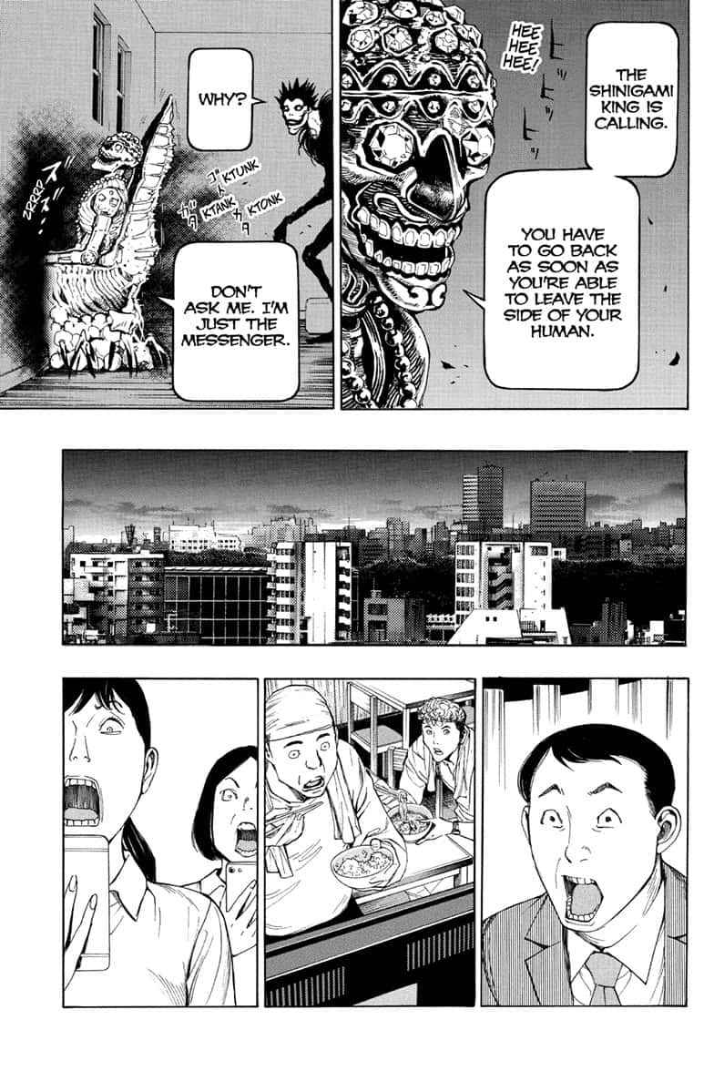 Death Note Chapter 110 Page 67