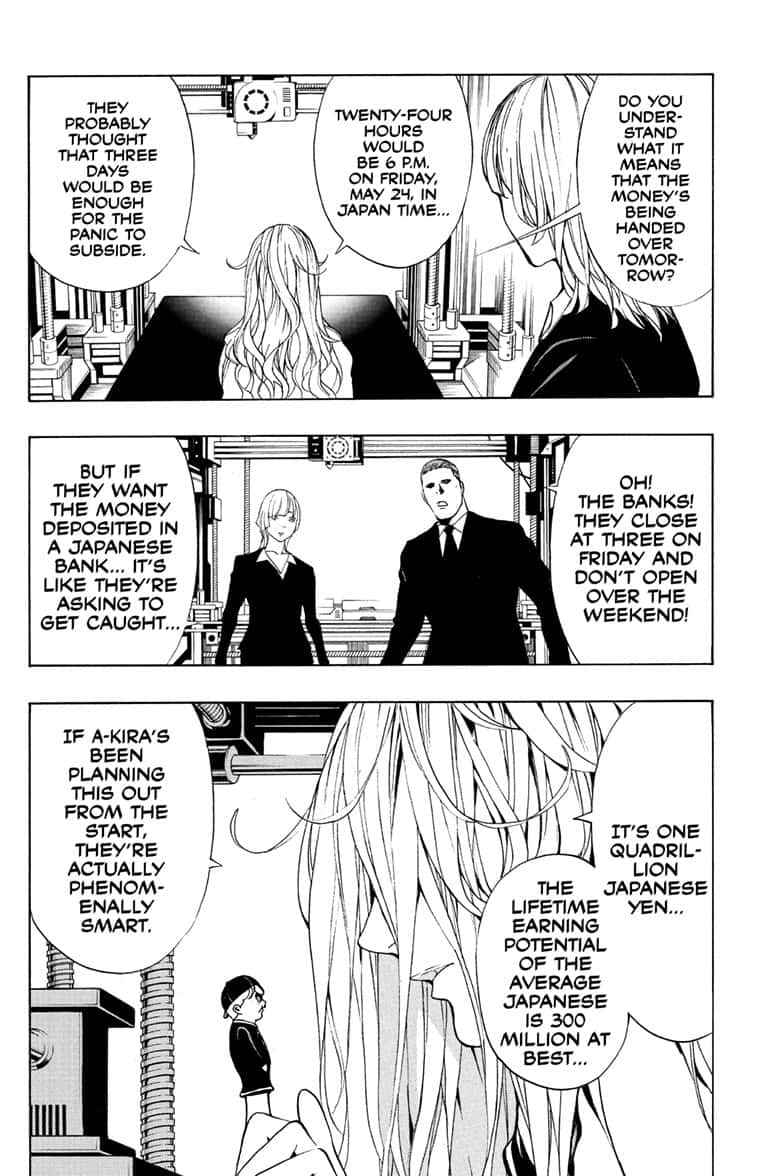 Death Note Chapter 110 Page 71