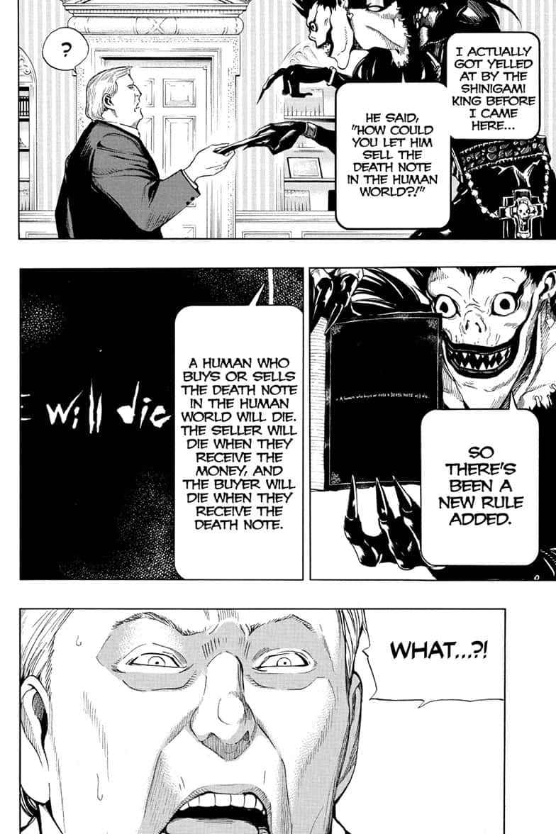 Death Note Chapter 110 Page 81