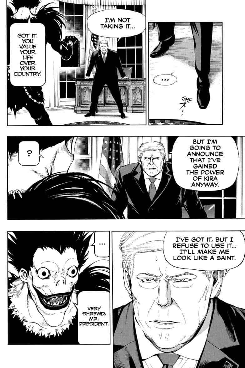 Death Note Chapter 110 Page 83