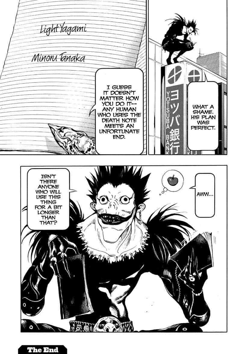 Death Note Chapter 110 Page 86